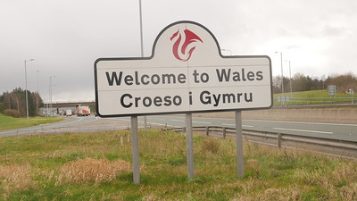 Welcome to Wales!