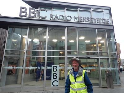 Sean Styles at BBC Radio Merseyside