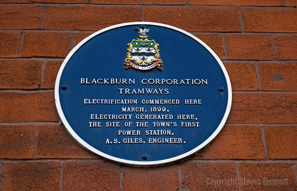 Blue Plaques and Signs