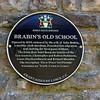 Brabin's Old School Plaque