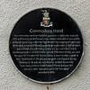 Commodore Hotel Plaque