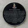 Commodore Hotel Plaque