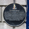 The Station House Plaque