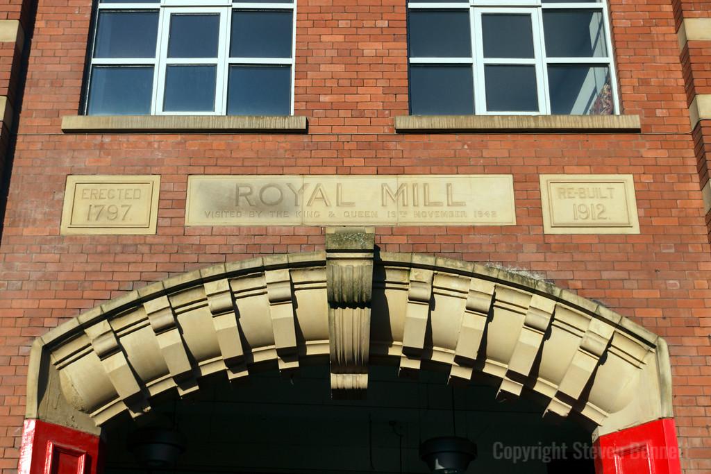 Royal Mill Ancoats