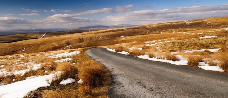 Lane across Bowland