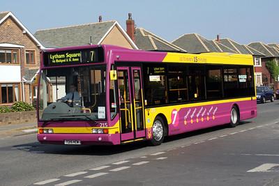 Bus Operators in Cumbria & Lancashire