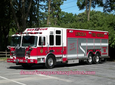 LINCOLN FIRE CO.
