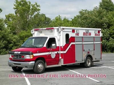 LANCASTER CITY FIRE DEPT. RIT 64 1997 FORD/EVI RIT UNIT