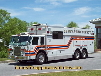 LANCASTER COUNTY EMVIROMENTAL FIRE RESCUE