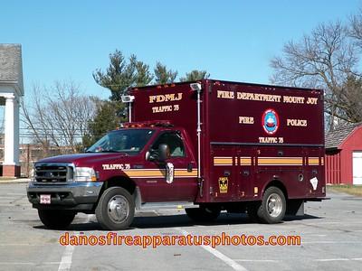 MT JOY FIRE DEPT.