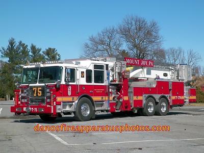 MT. JOY FIRE DEPT.