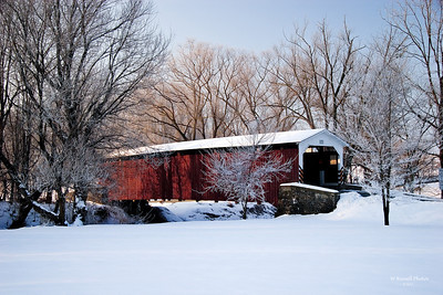 Lime Valley Covered Bridge, Willow Street, PA