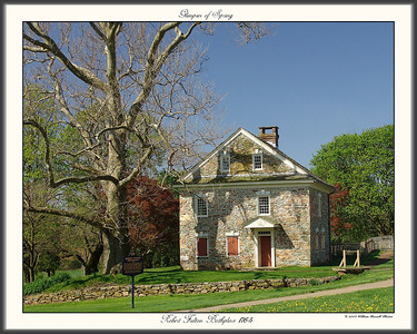 Robert Fulton Birthplace, Quarryville, PA
