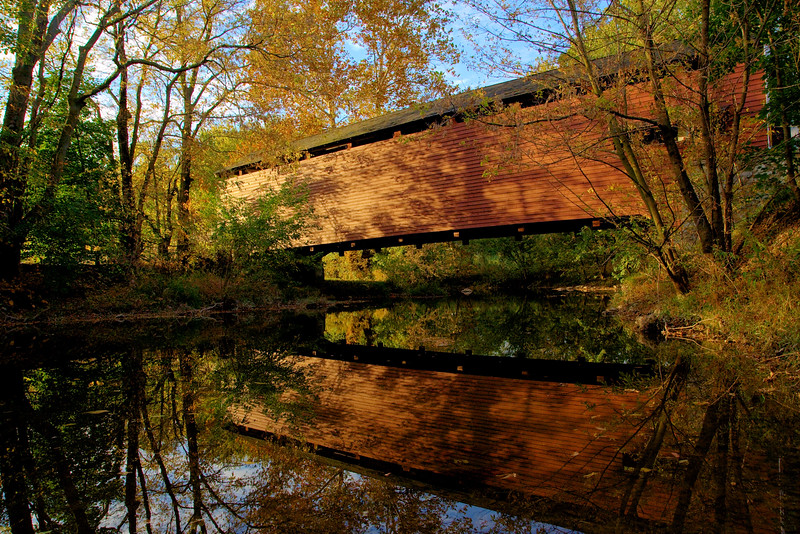 Shenck's Mill Covered Bridge