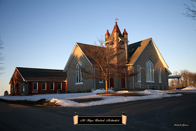 Mt. Hope Methodist Church, Quarryville, PA