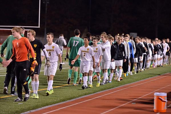 Lancaster Mennonite High School Soccer
