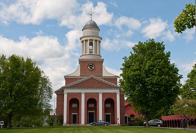 Bulfinch Church, Lancaster, MA