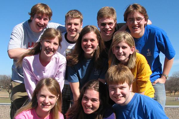 Faces of Grace 2007