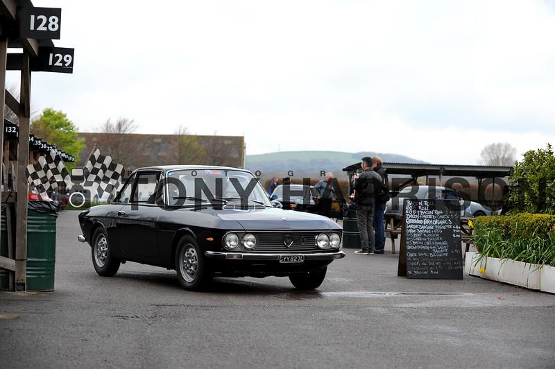 Lancia Motor Club Godwood Trackday 2016