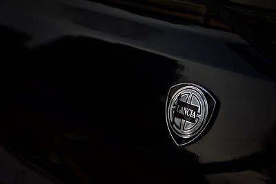 Lancia Delta Integrale HF Badge