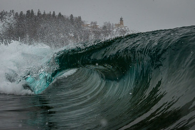 Split Rock Wave