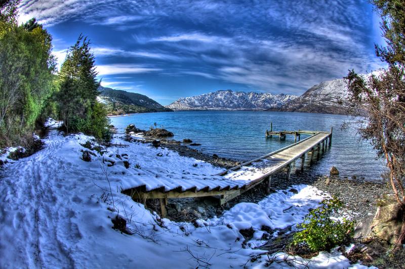 Lake Wakatipu Dock