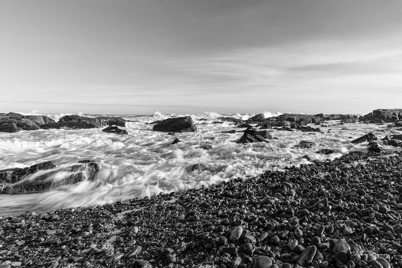 Textures of the Tide