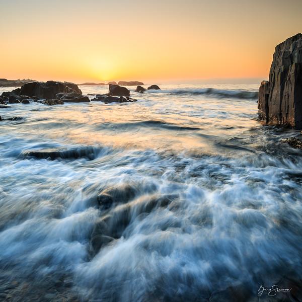 Pulpit Rock Sunrise
