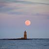"April ""Pink"" moonrise"