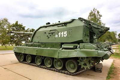 2S19M1 Msta-S
