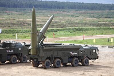9P78-1 Iskander-M (SS-26 Stone)