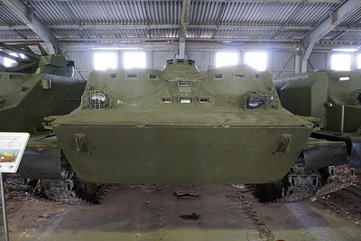 BTR-50PN (Object 905)
