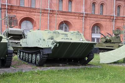 BTR-50PU