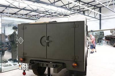 Borgward B 2000 Funkaufbau
