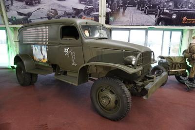 Chevrolet K51 Panel Van