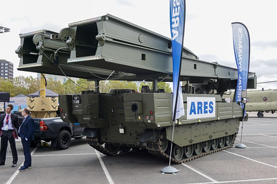 Ares with Bridging System