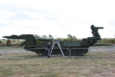 WFEL Bridge Demonstrator on Leopard 1