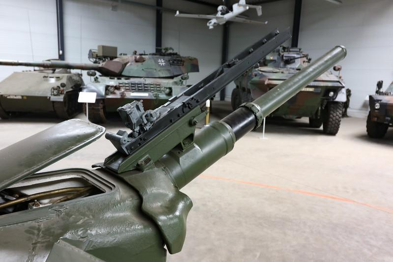 BMP-1 Turret Trainer