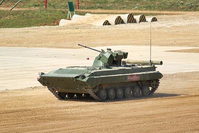 BMP-1AM Basurmanin