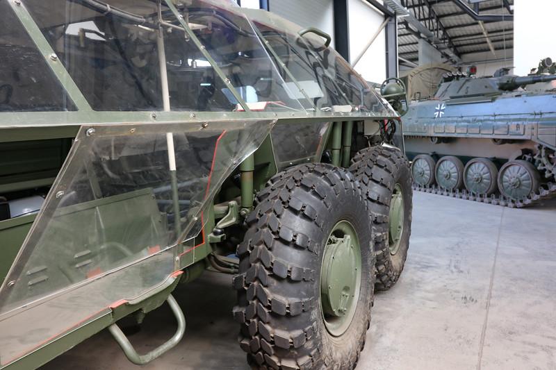 BTR-70 Cutaway