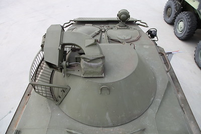 BTR-70 with MA-7 turret
