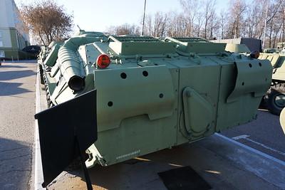 BTR-70 with extra armour