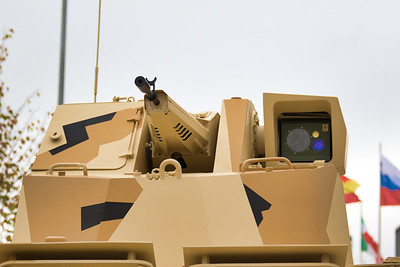 BTR-80 with 12.7mm 6S21 RCWS