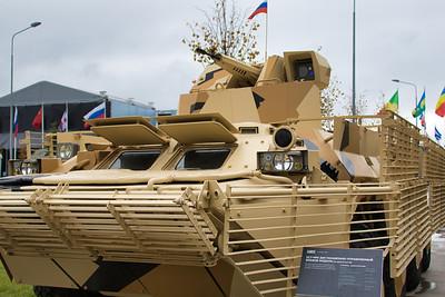 BTR-80 w/6S21 RCWS