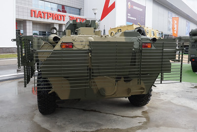 BTR-82AT Uparmoured