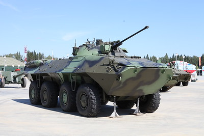 BTR-90 Prototype