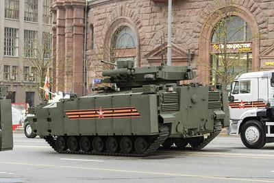 Kurganets-25 B-10 Object 693