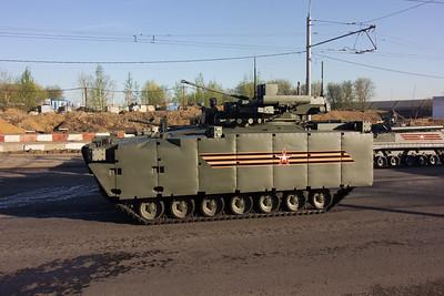 Kurganets-25 B-11 (Object 695)