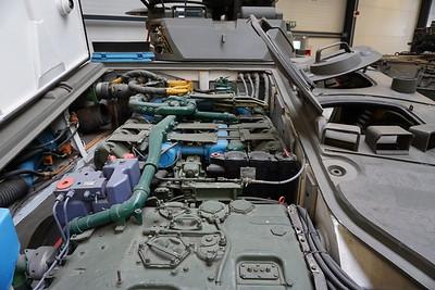 Marder cutaway