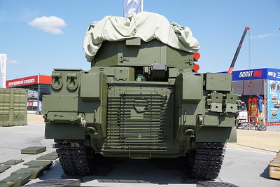 T-15 with AU-220M turret